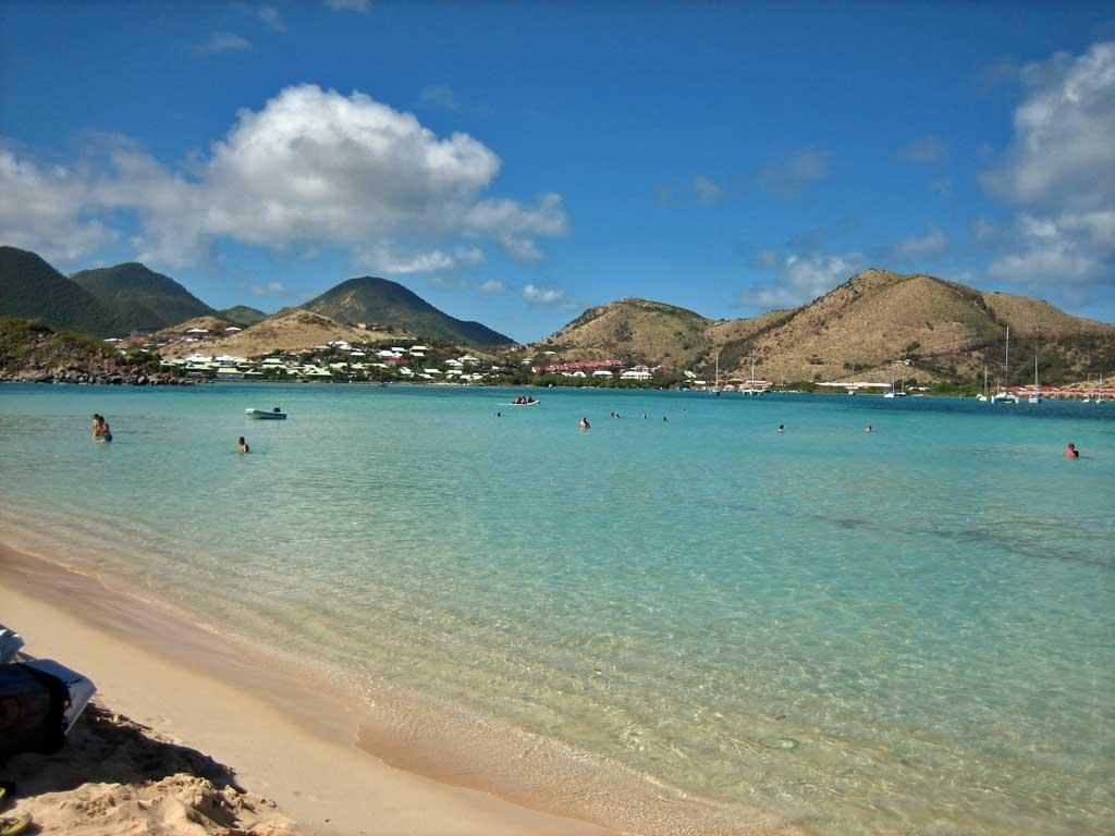 Pinel Island snorkeling, St Martin (French side)