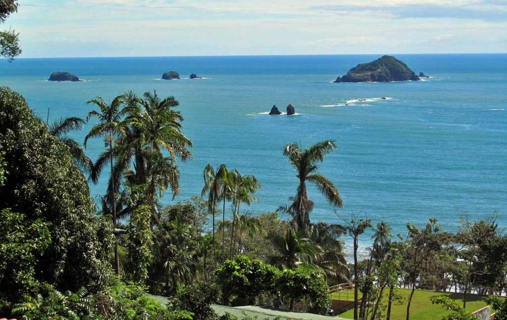 The Pacific, Manuel Antonio National Park