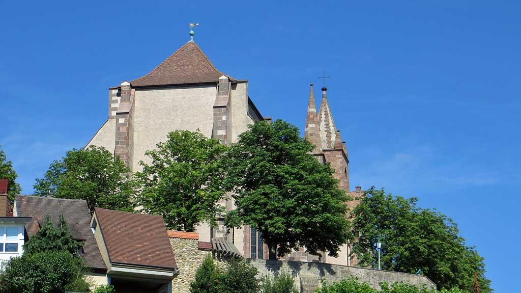 St Stephan's Minster, Breisach, Germany