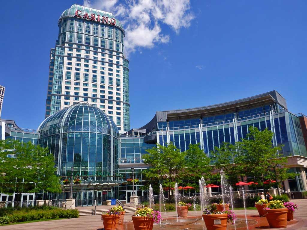 Casino Rama Niagara Falls Bus