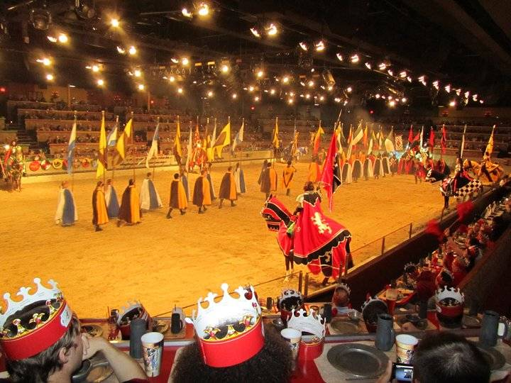 Enjoy a sumptuous royal banquet and a thrilling tournament with tickets to Medieval Times Buena Park, and spend a family-friendly evening in a castle lined with artifacts, armor and coats of arms/5(32).