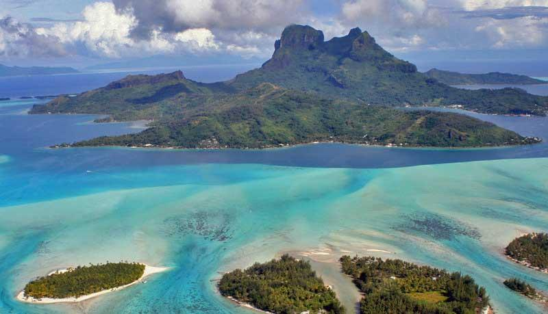 Bora French Polynesia C Can Stock Photo Inc Paulh