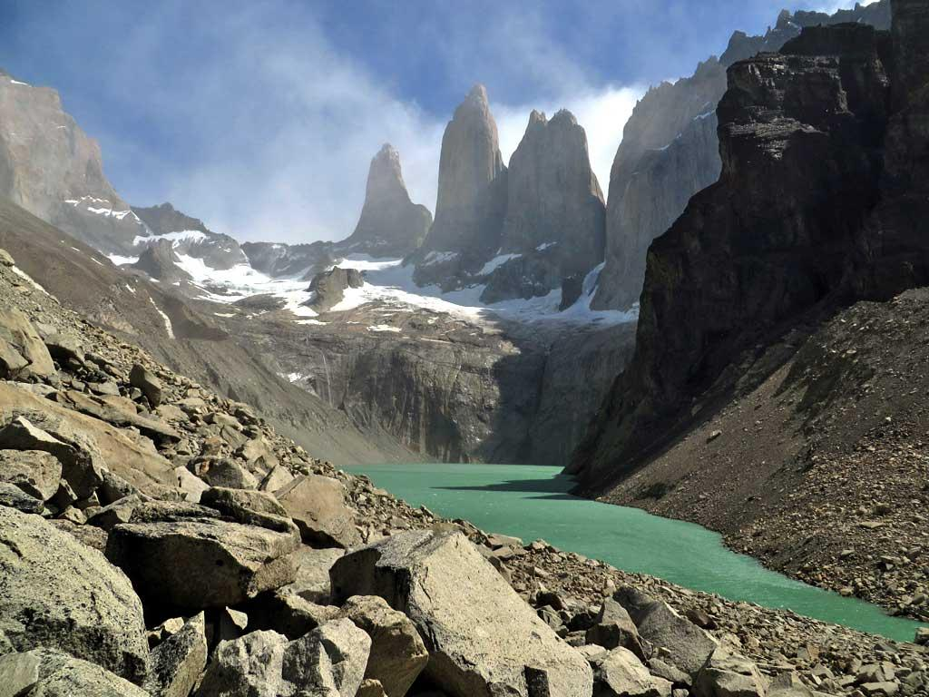 The Towers, Torres del Paine, Chile