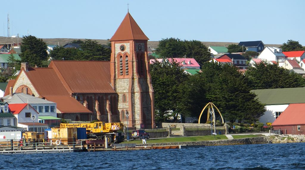 Christ Church Cathedral, Falkland Islands